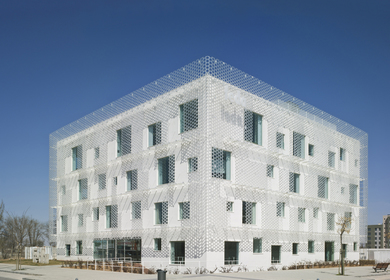 FEDA Confederation of Employers of Albacete Headquarters