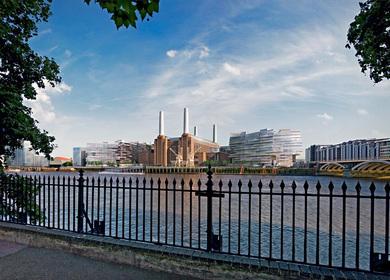 Battersea Power Station Master Plan