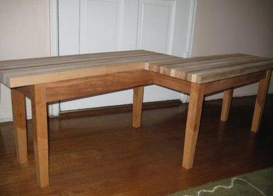 6 legged table