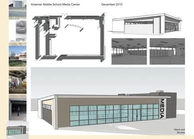 Kraemer Middle School Media Center