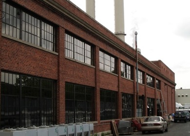 Brooklyn Navy Yard: Building 12/12A