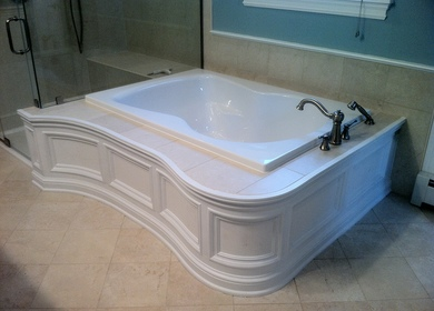 Improv Bathroom for a Friend