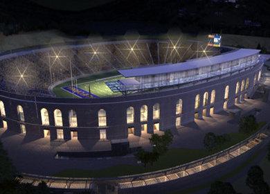 Memorial Stadium Renovation, University of California Berkeley