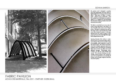 Fabric Pavilion