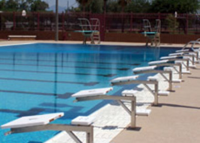 Greenfield Pool, 2005