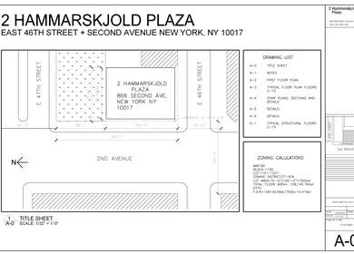 Hammarskjold Plaza