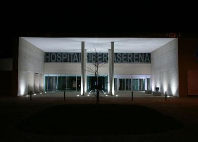 Hospital Siberia Serena. Badajoz. Spain