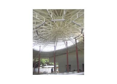 H2L2 (Built) Santo Domingo, Dominican Republic, Carol Morgan School, Library and Dining