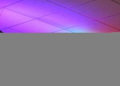 F1 Art Lighting Suspension - TEDx Austin / COTA Formula 1 Racetrack