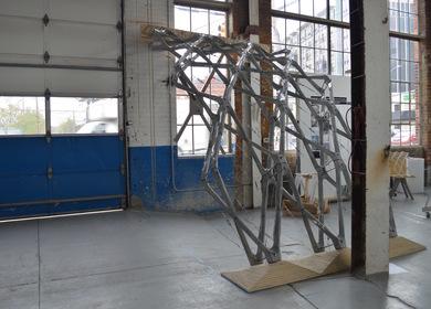 Concrete Lattice : Unitized Architecture of Assembly