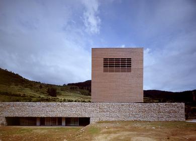 CENTER FOR NATURE CONTEMPLATION IN PICOS DE EUROPA NATIONAL PARK (CANTABRIA)