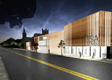 Harlem School of the Arts Renovation