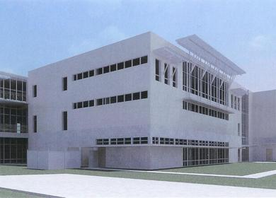 Tomball Health Sciences Building