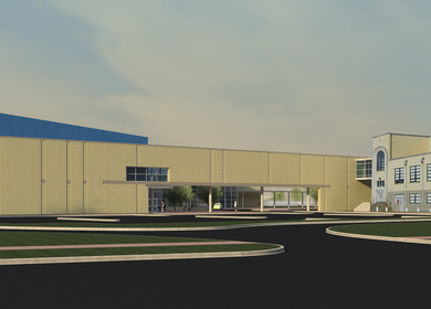 Valley Traditional High School (proposal)