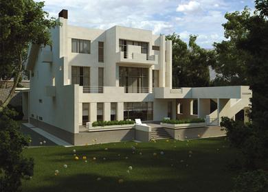 Residence in Dzoraghbyur