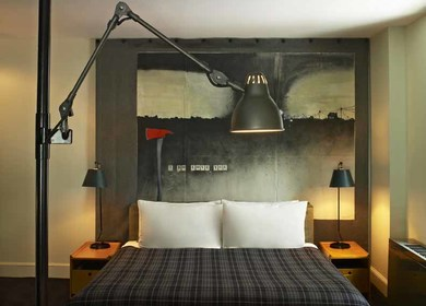 The Ace Hotel NY