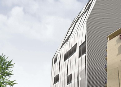 G building