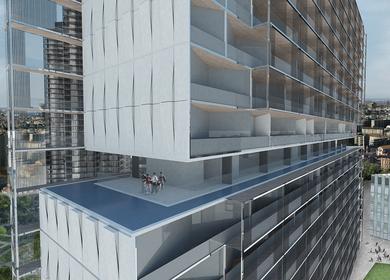 City Life Residential Blocks