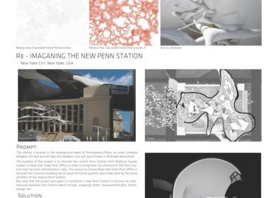Re - Imagining The New Penn Station