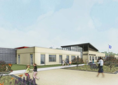 Eagle Point Elementary School (Bray Architects)