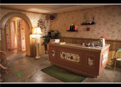 Dilemma massage parlor set