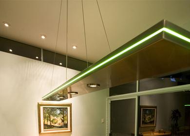 Arsenal Suspension Art Lighting