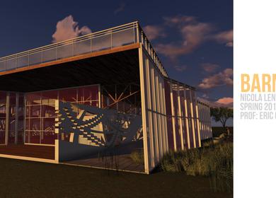 The Art Festival's Barn Studio in Zvizzhi
