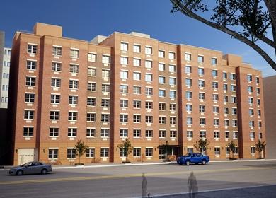 Ennis Francis II Apartments New York, NY 07.27
