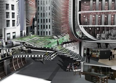 Datacology: Lower Manhattan Financial Plateaus