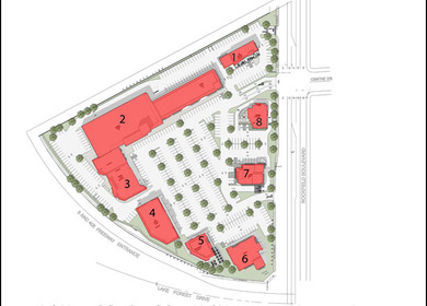 Lake Forest Commercial Development