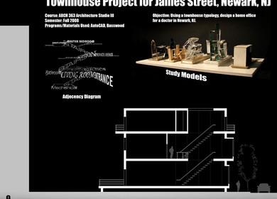 James Street Townhouse