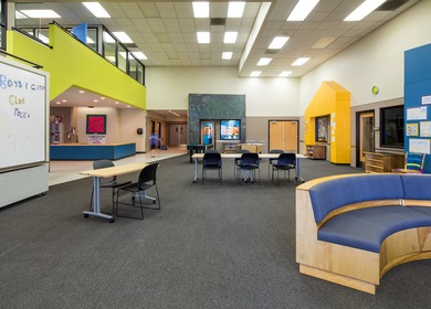 Boys & Girls Club Remodel