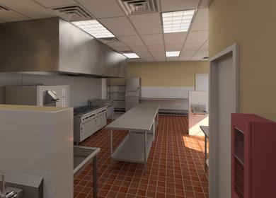 Presidio Catering Kitchen