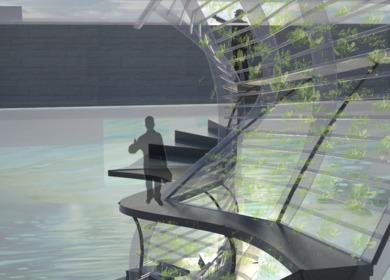 Dynamic Fluid Manipulations   Vertical Greenhouse {Third Year}