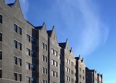 Saint Joseph's University - City Avenue Residence Halls