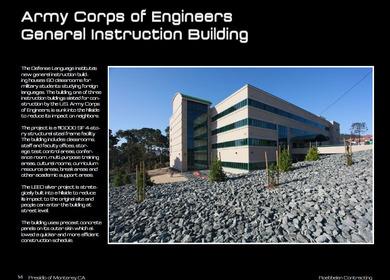 Genereal Instruction Building