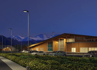 Providence Alaska Cottages