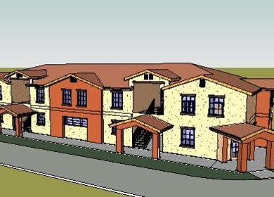 Linda Garden - new 9000 sq.ft building