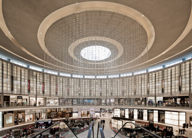 The Dubai Mall:A Micro-Urbanism on an Unprecedented Scale