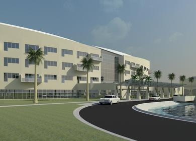 Kaiser Permanente Small Hospital competition submission