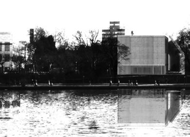 Kunst Museum - Richard Meier studio