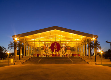 Catalonia's National Theatre