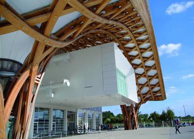 Centre Pompidou, Metz, France