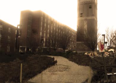 Louisiana Tech Clocktower