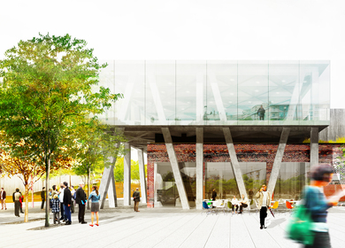 Museum of Contemporary Art Detroit (MOCAD)