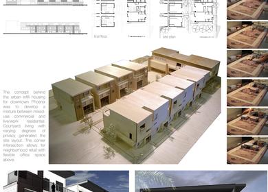 Downtown Phoenix Muli-family Housing