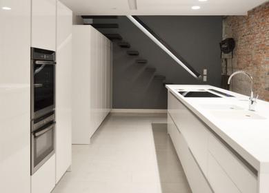 Loft Barcelona by 08023 Architects
