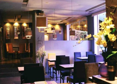 BROUHAHA Restaurant and Lounge 2003