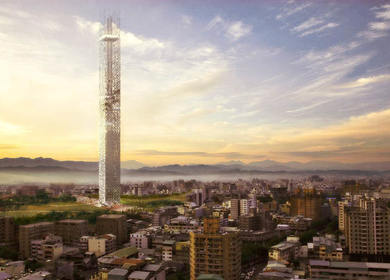 Taichung tower