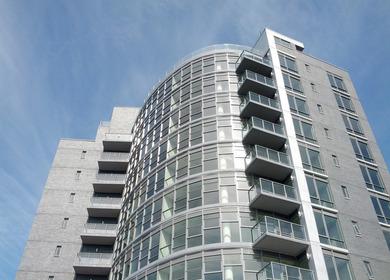 High Rise Condominium Building
